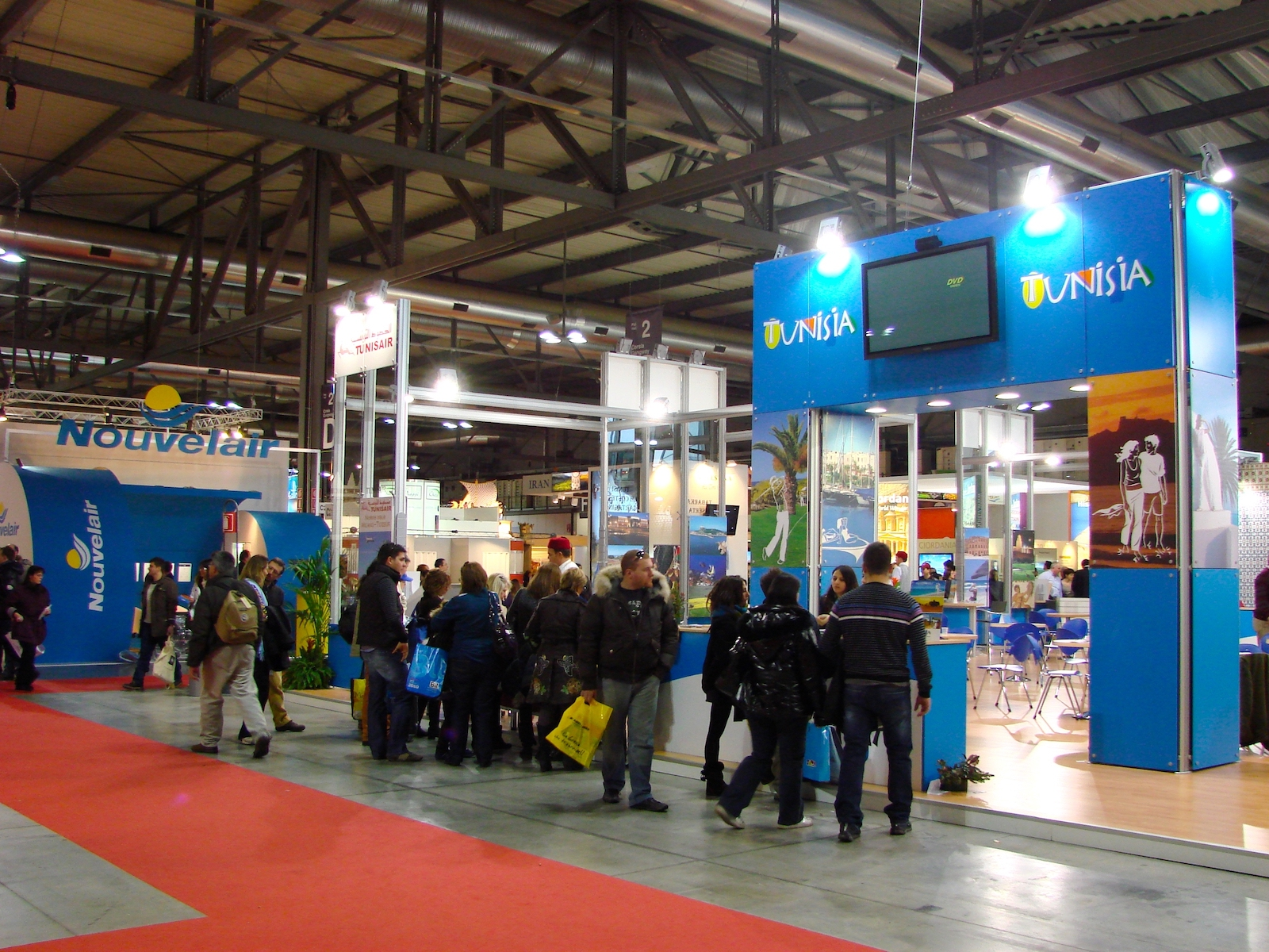 Tradeshow and Event Freight Forwarder — AMR Group